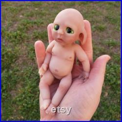 5.5 inch silicone baby imp Ludo