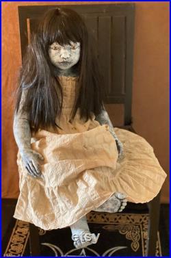 Alternative Fantasy Horror Child Size Aloenka Reborn Doll