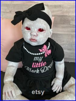 Alternative Horror Fantasy Creepy Reborn Doll