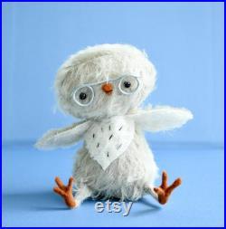 Arlo snowy owlet