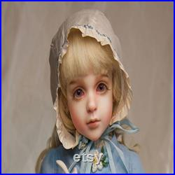 BJD SD doll Craft Rosa Classic DS small 1 4 point girl doll joint doll