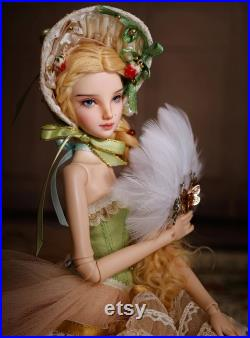 BJD dolls Exclusive Bjd Doll Ballet Prima Anna Fullset BJD Doll Bratz doll OMG doll porcelain dolls russian dolls handmade doll home decor