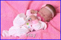 Baby Realistic Berenguer 15 inch Anatomically Correct Real Girl Baby Washable Doll Soft Vinyl Comes with Cute Accessories