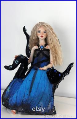 Ball joint doll Octopus Chair suits 1 6, 1 4, MSD, YoSD, Barbie, Popovy, bjd