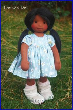 Black Friday Sale 15 off Waldorf Doll called Martha