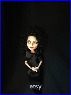 Blackie Twin Peaks Doplleganger Doll
