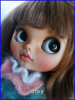 Blythe Custom OOAK art doll