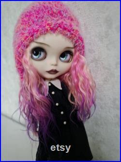 Blythe doll custom blythe custom doll