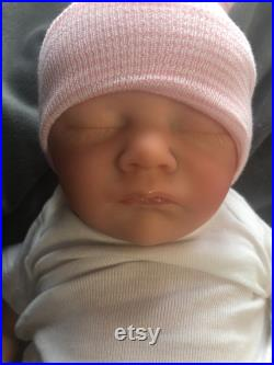Charlotte by Laura Lee Eagles reborn baby