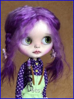 Custom Blythe Doll OOAK Art Blythe Doll Custom OOAK Blythe Doll TBL Blythe Custom