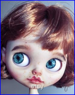 Custom Blythe doll, ooak Blythe doll, art doll, tbl Blythe, Blythe doll, personalised Blythe doll