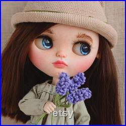 Custom Blythe doll ooak TBL gift for her