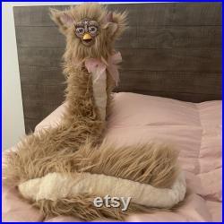 Custom Long Furby (MADE TO ORDER)