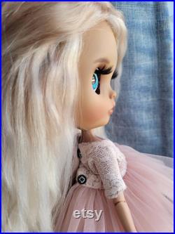 Custom OOAK TBL Blythe Doll