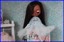 Custom blythe doll, ooak blythe doll for order, handmade doll, blythe doll custom
