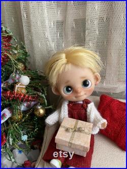 Custom lps Blythe doll. It s a boy)