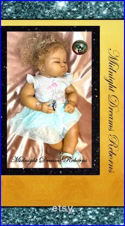 Custom order 7 month June Reborn infant