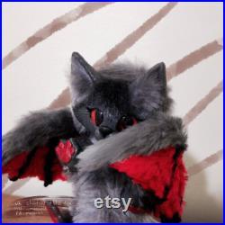 Cute Bat doll