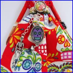 Day of the Dead, Dia de los Muertos, Art Doll, Sugar Skull Doll, Halloween