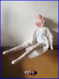 Eliza Boudoir Bed Doll