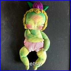 Flower Bulb Baby Dolls