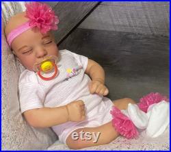 Girl Reborn Baby Doll