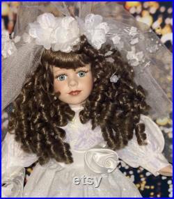 Haunted Doll Active Vivian Positive Energy Spirit Spirit Dolls Paranormal Doll Haunted Active Doll Spirit Vessel Haunted Items