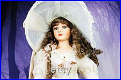 Haunted Doll Darya, Elite Prosperity and Wealth Magick Spirit The Strongest in My Collection, Profound Financial Power, Authentic Paranormal