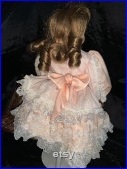 Haunted Vintage ACTIVE Doll Evil Demon Old Spirit Scary Ghost Buyer Beware