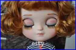 Icy Blythe custom ooak by CoolCatBlythe