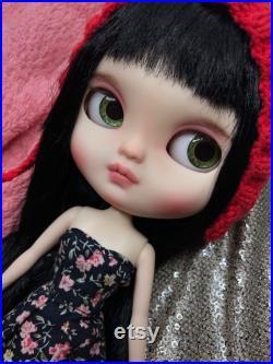 Icy doll custom Blythe ooak