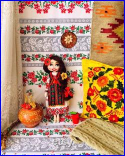 International doll,international dolls,moldavian doll,moldavian girl,romanian doll,romanian dolls,art dolls,romanian doll,moldova,eurovision