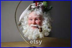 Jolly Old Santa original sculpt designed by Sue Menz