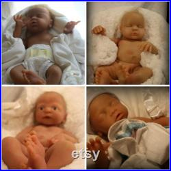 NOT A BABY Down Payment layaway Payment plan ONLY toward purchase price of custom full reborn silicone doll boy or girl or avatar