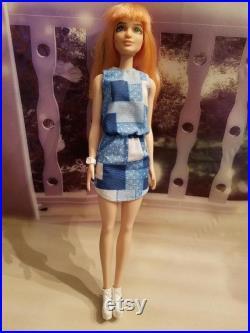 OOAK Barbie Repaint