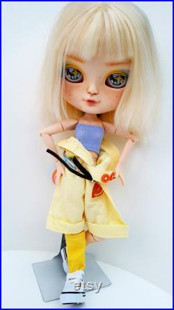 OOAK Blythe doll Valencia