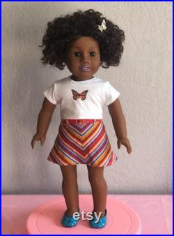 OOAK Custom American Girl Doll Frankie