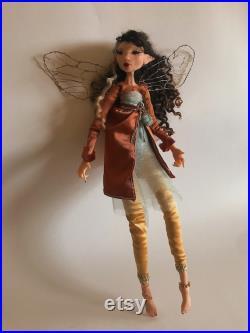 OOAK Fine Art fully-poseable Fairy Doll
