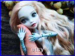Ooak Monster High doll repaint handmade custom doll
