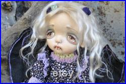 Ooak doll bat Lamia