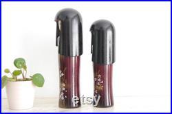 Pair of Gumma Kokeshi Attributed to Seifu Gono 21 cm and 18,5 cm