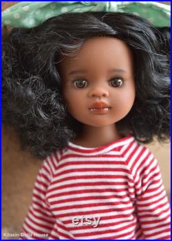 Paola custom Face-up repaint Doll OOAK