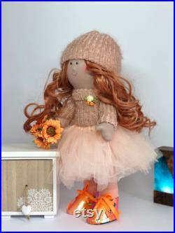 Rag Doll Interior Doll personalised rag doll personalized rag doll textile doll handmade ragdoll rag dolls handmade doll tilda doll art doll