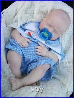 Reborn Baby Corbin So Realistic