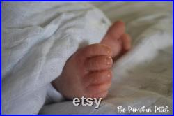 Reborn Baby Josie Leigh (Conny Burke Kit) Choose Gender and Hair