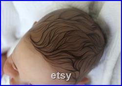 Reborn Harper by Andrea Arcello, Reborn baby boy, reborn babies, reborn baby doll, reborn baby girl, lifelike doll, reborn baby,