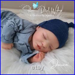 Reborn baby doll, Darren Ready to ship Choice of boy or girl.