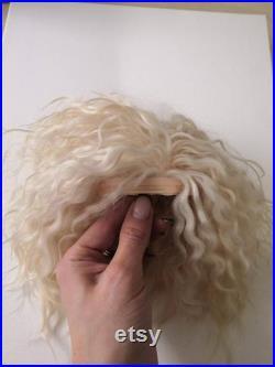 Reroot Alpaca, reroot mohair, reroot blythe, scalp mohair, scalp blythe, scalp Alpaca, wig mohair, wig blythe, wig Alpaca