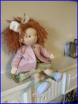 Rosanna Waldorf inspired collectors doll