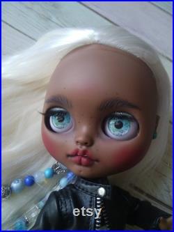 SOLD OUT Elsa Blythe doll custom OOAK